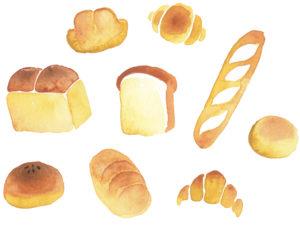 パンのレシピ