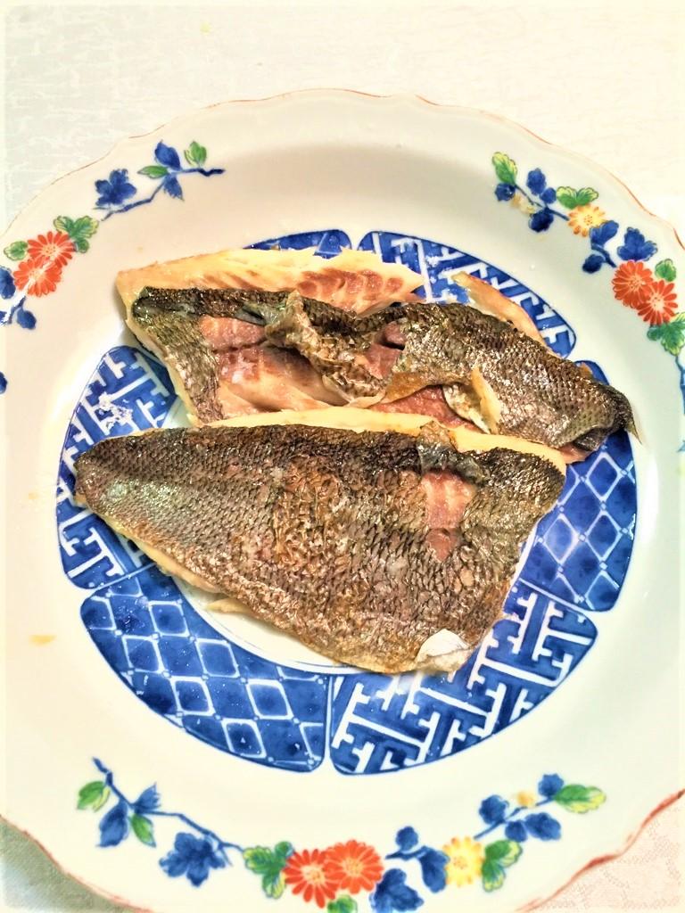 レシピ イサキ